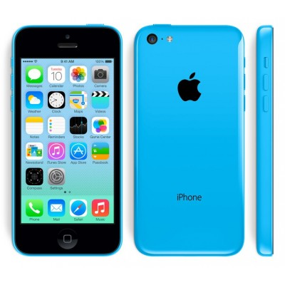 Фото  Apple iPhone 5C 16Gb Blue, Голубой