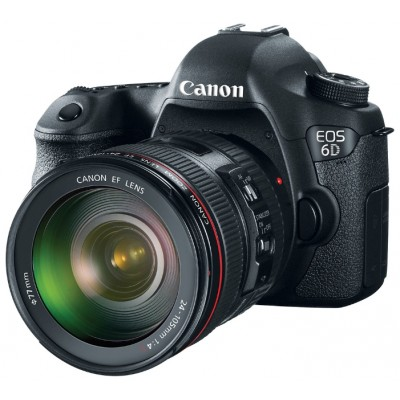 Фото  Canon EOS 6D (WG) Kit 24-105mm L IS USM