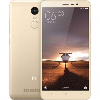 Фото Смартфон Xiaomi Redmi Note 3 16Gb Золотой