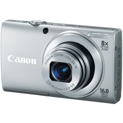 Фото  Canon PowerShot A4000 IS Silver
