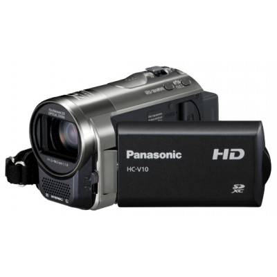 Фото  Panasonic HC-V10EE-K Black