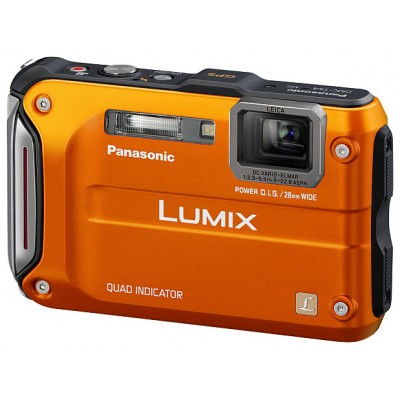 Фото  Panasonic Lumix DMC-FT4EE-D Orange