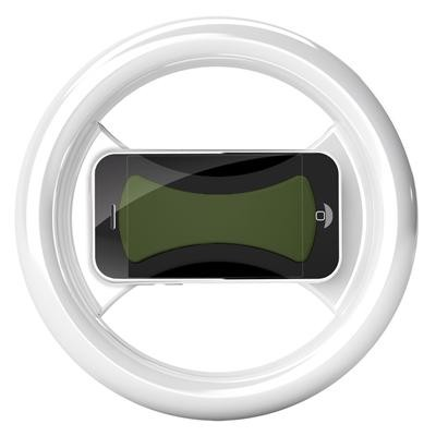 Фото  Clingo руль для iPhone 4 Universal game wheel