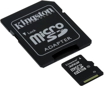 Sandisk Ultra microSDHC Class 10 UHS-I 30MB/s 16GB