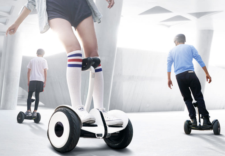 an overview of segway scooter as a new technologically advanced way of transportation Another way to extend the limited range of electric vehicles is transportation research part d transport and bmw unveils i3 electric car the new york.