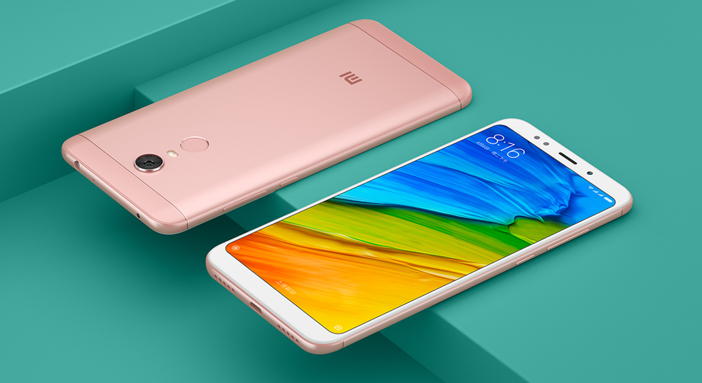 Смартфон Xiaomi Redmi 5 16GB Черный (EU)
